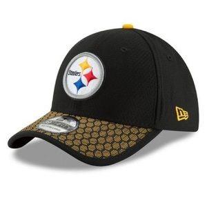 New Era Steelers 39Thirty Sideline Hat